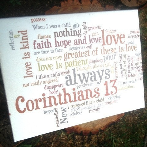 love quotes from bible corinthians quotesgram