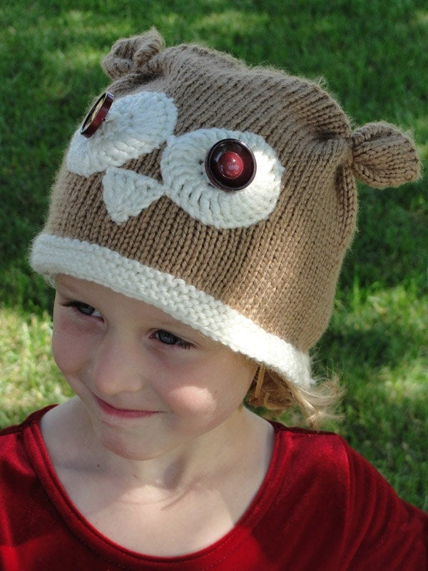 Knitting Pattern Owl Beanie : 301 Moved Permanently