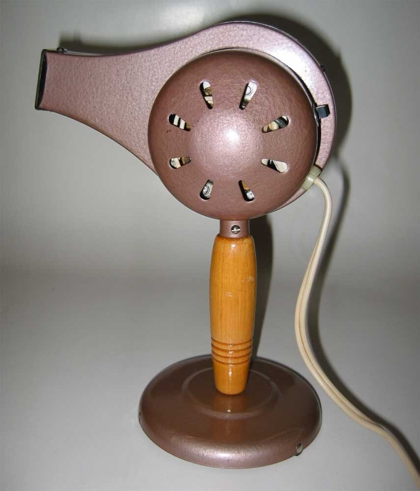 Vintage hair dryer for sale