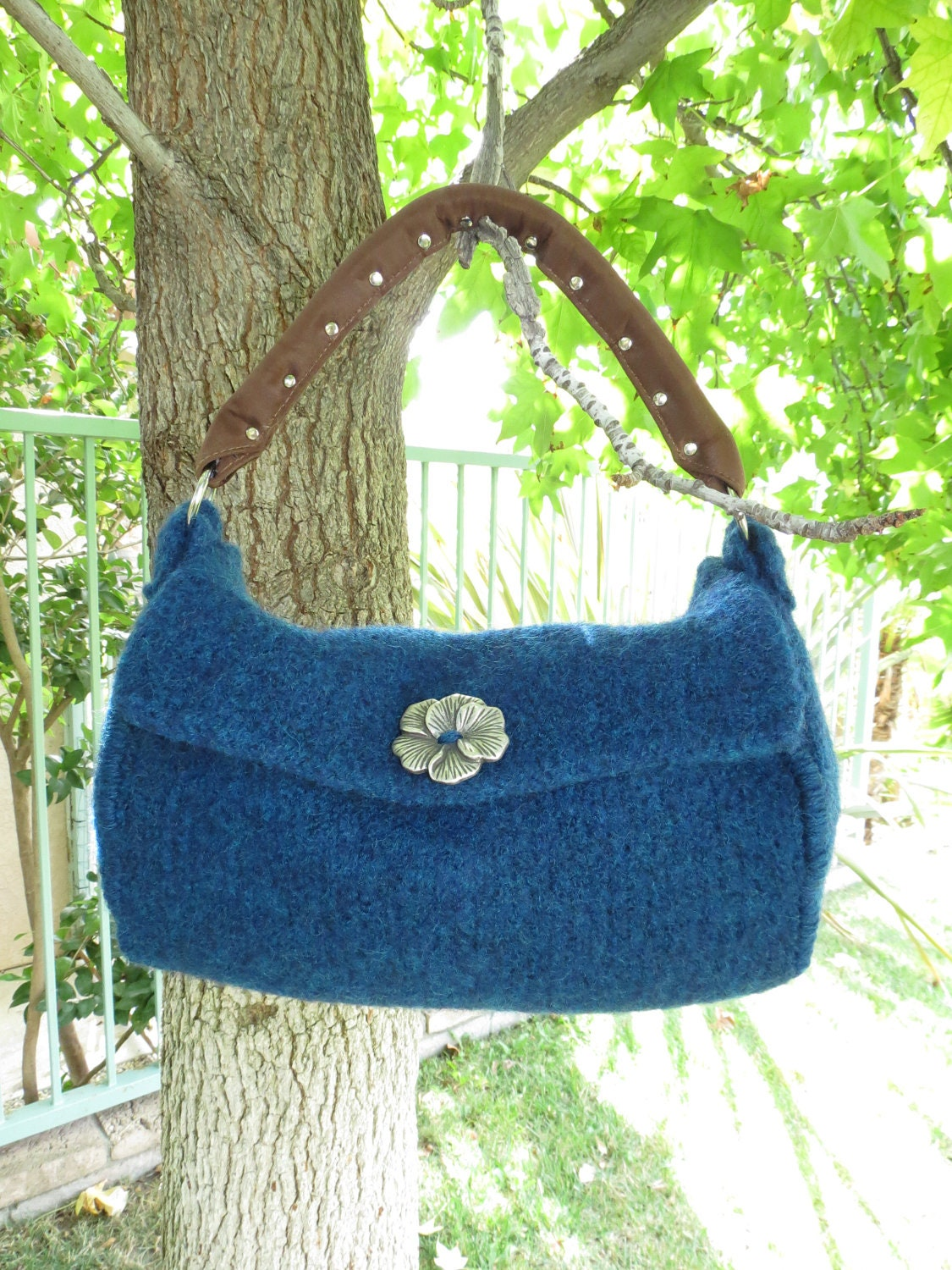 Felted Bag Knitting Pattern : Unavailable Listing on Etsy