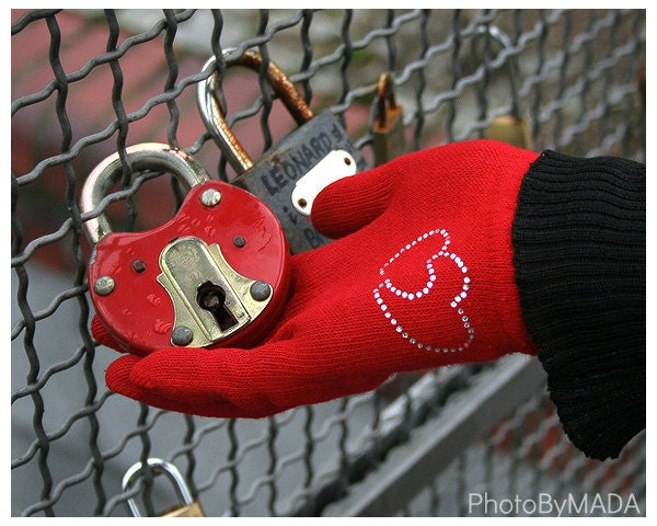 Love is the Key to every Heart - 5x7 (13x18cm)  -  Fine Art Photography - Home decor- Gift Idea - PhotoByMADA