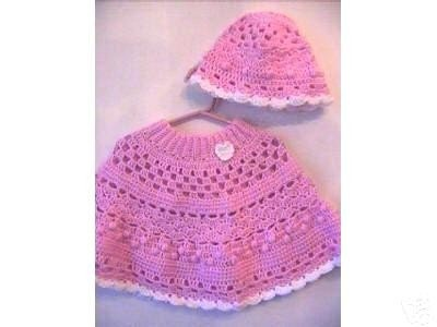 Crochet baby poncho - Lookup BeforeBuying