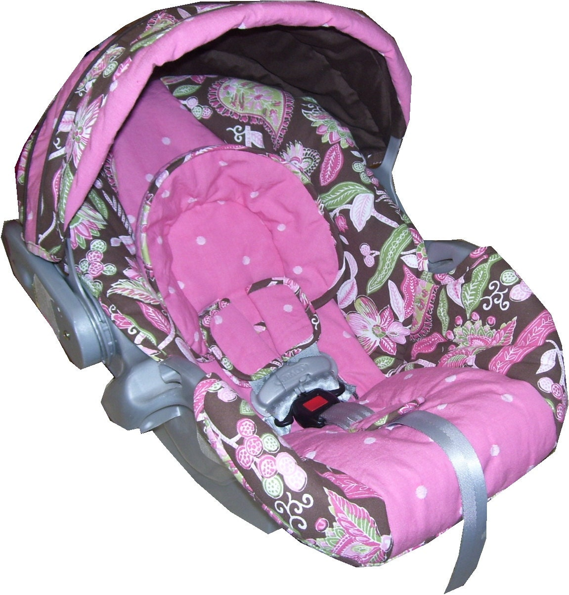 emily efmaier designed her own graco snugride by yourcarseatcover. Black Bedroom Furniture Sets. Home Design Ideas