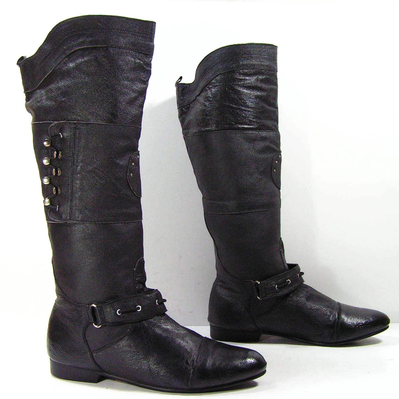 Wonderful Details About Pirate Boots For Women Adult Womens Pirate Costume Shoes