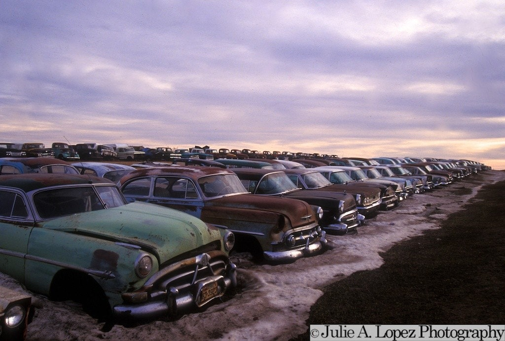 Junk Yards Near My Location >> Car Photography Old Chevy Chevrolet Fathers by ImageNationphoto