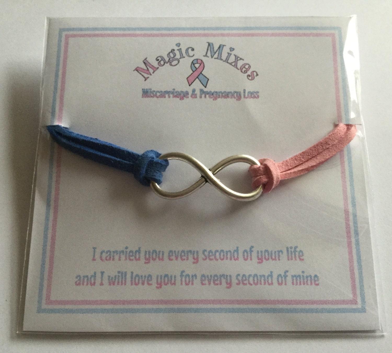 Pregnancy  Baby Loss Awareness Bracelet SIDS Awareness Bracelet Miscarriage Bracelet