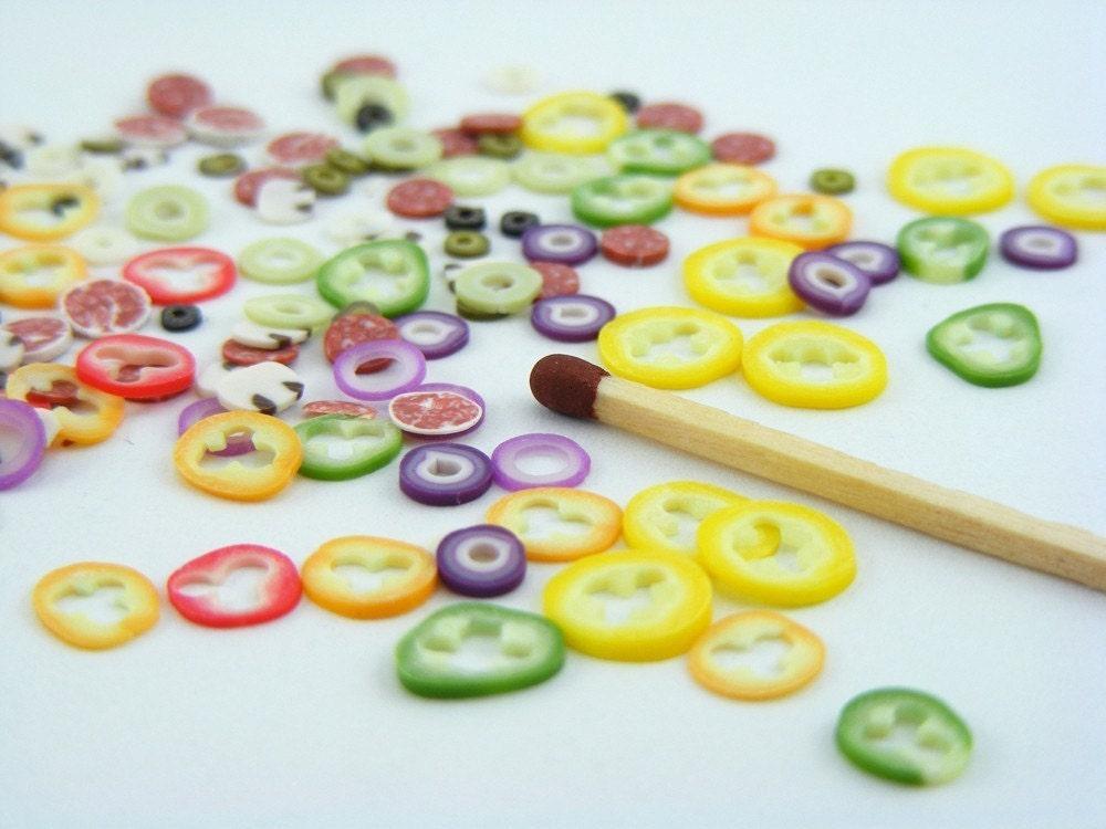 Mushroom, Bell Pepper And Green Onion Pizza Recipes — Dishmaps