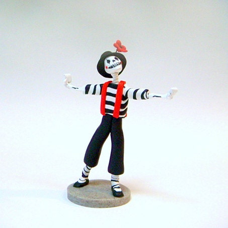 Mime in a Box - Jtnee