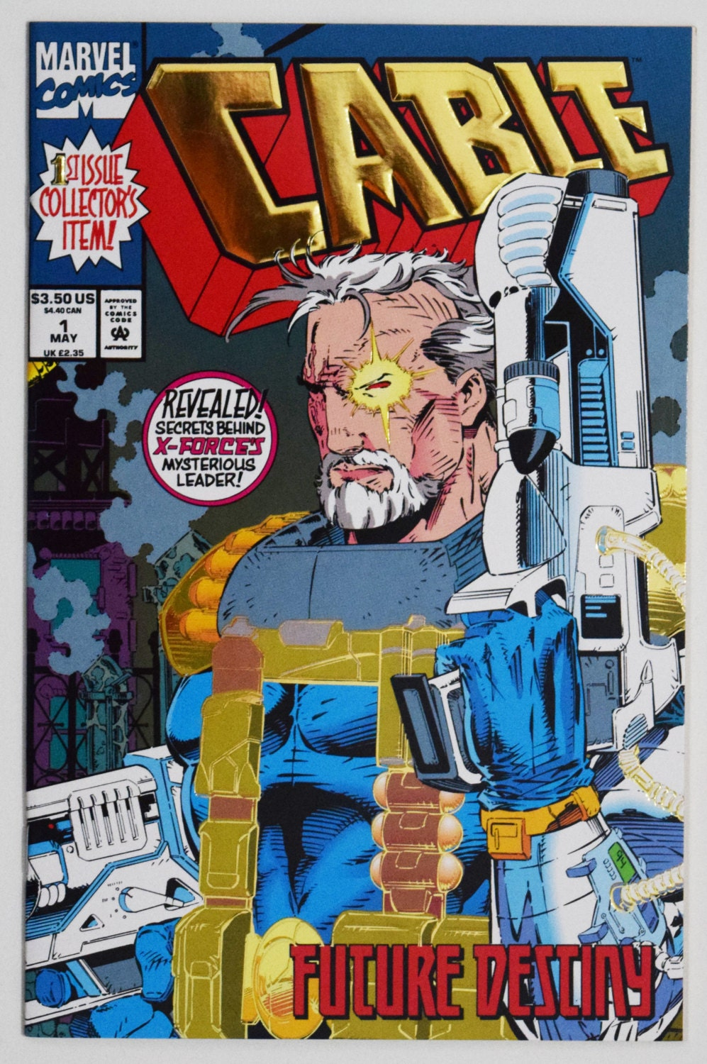 Cable (1993 1st series) comic books