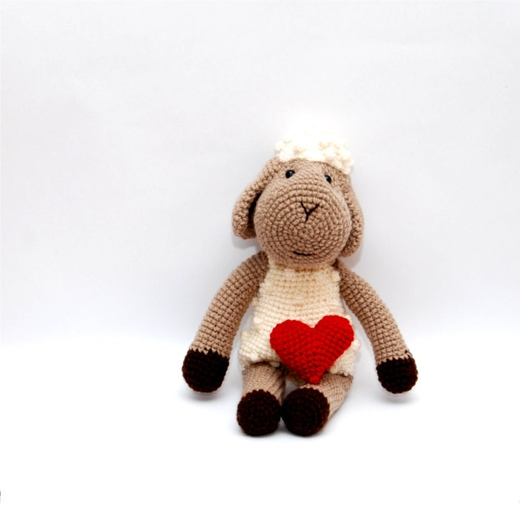 Amigurumi Crochet Lamb : Unavailable Listing on Etsy