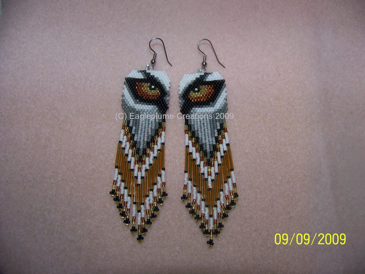 seed bead earring patterns http www etsy listing