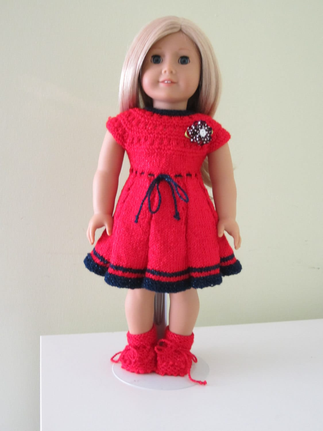 Knitting Patterns For Our Generation Dolls : Unavailable Listing on Etsy