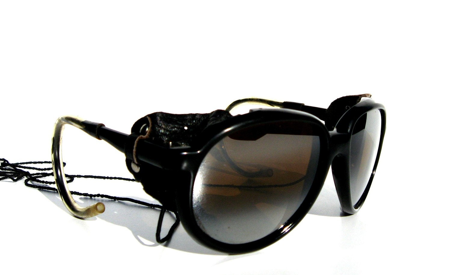 Leather Side Shields For Glasses Sunglasses Www Tapdance Org