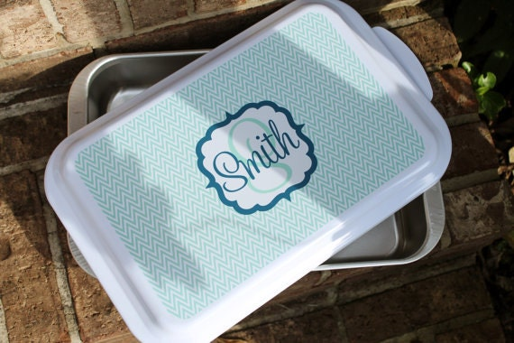 Design Your Own Cake Mold : Items similar to Personalized Casserole Pan - 9