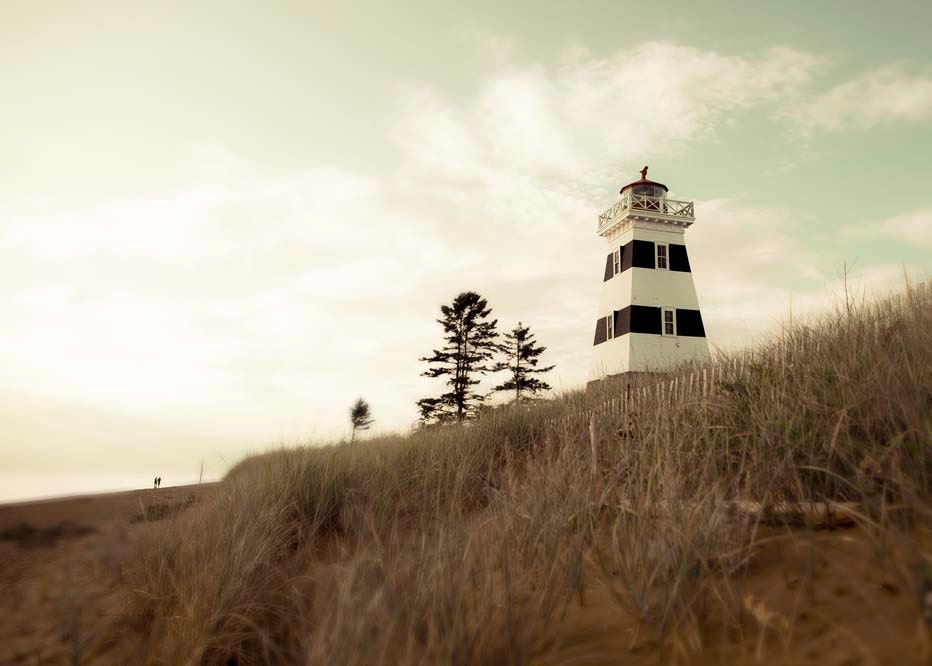 Lighthouse photography mint ombre nautical wall decor by Raceytay