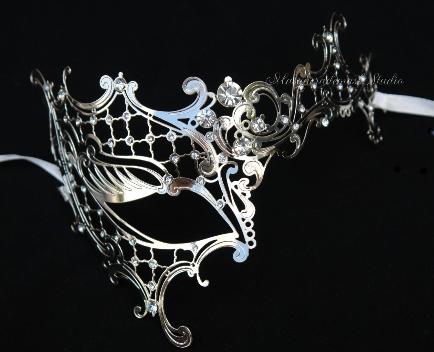 Popular items for masquerade mask on Etsy