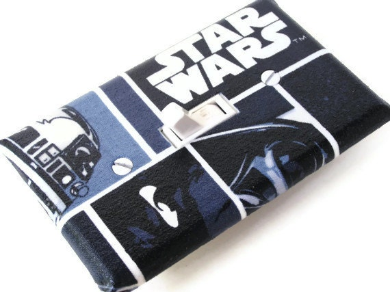 Star Wars Switchplate Light Switch Plate Outlet Cover By