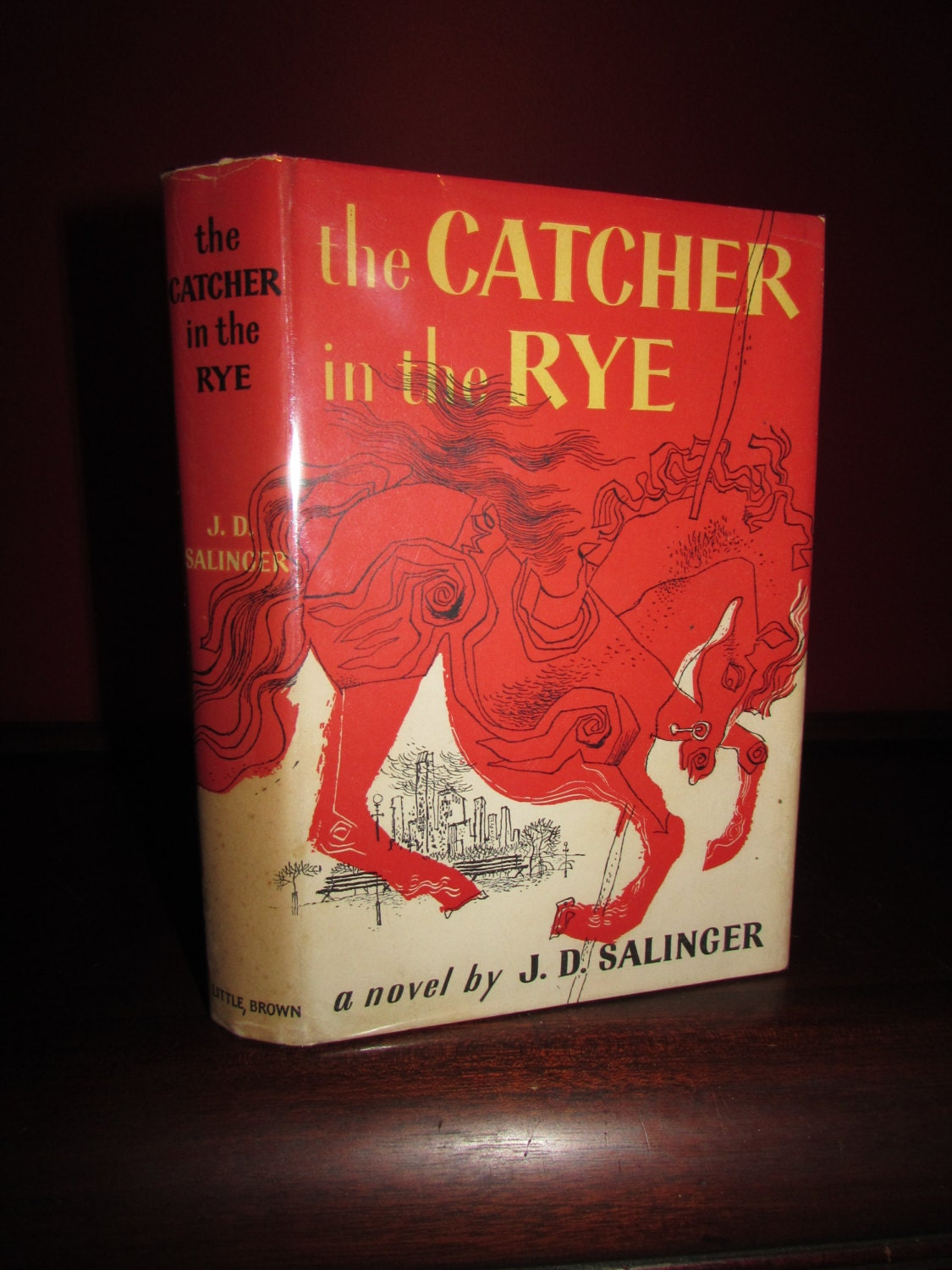 an analysis of holden and his phony family in jd salingers the catcher in the rye Catcher holdens phony phobia in jd salingers catcher in catcher in the rye an analysis of phobia in jd salingers catcher in the rye of holden in j d.