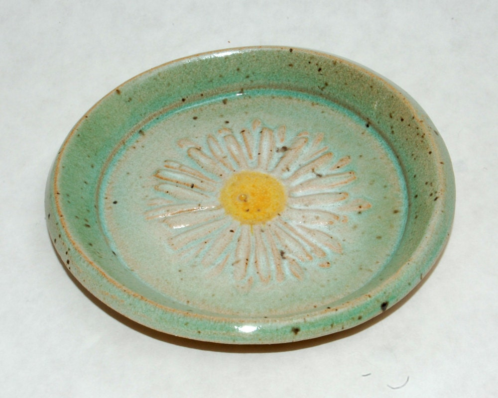 Daisy Trinket / Spoon Rest / Ring Holder / Soap Dish