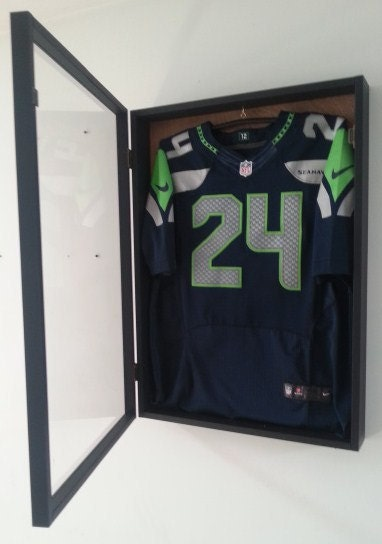 Jersey Display Case Frame Shadow Box Football By Displaytoday