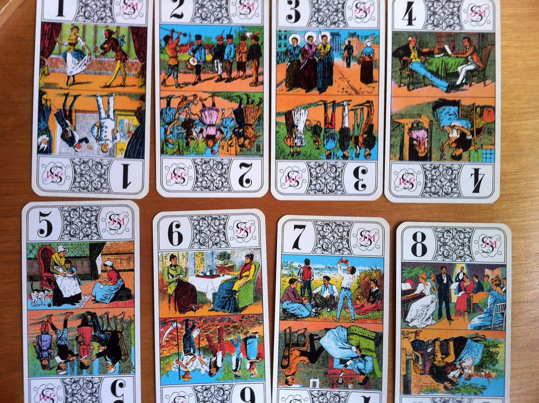 tarot card game online