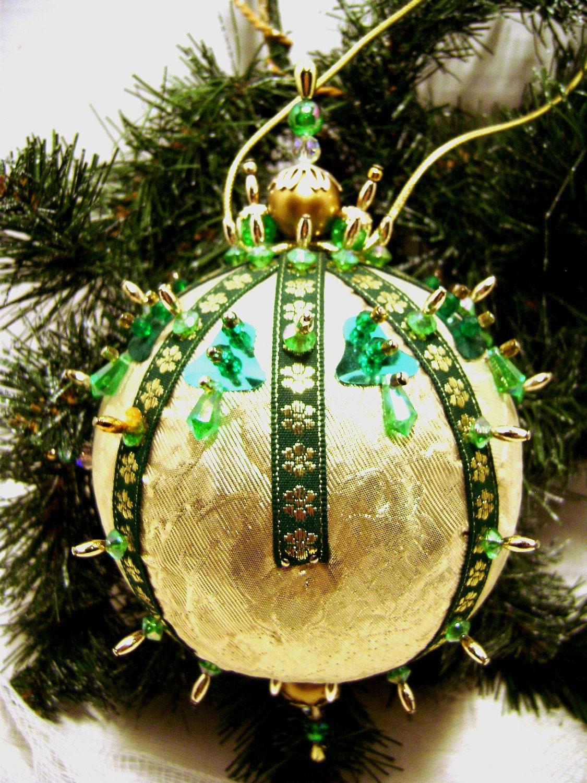 Items similar to Vintage Christmas Tree Ornament, Extra