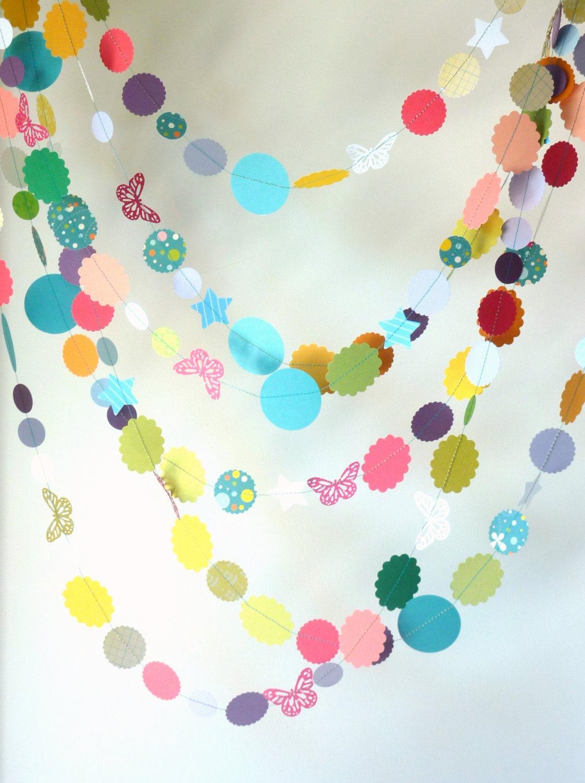 Украшаем комнату на детский день рождения своими руками I Love Hobby 49