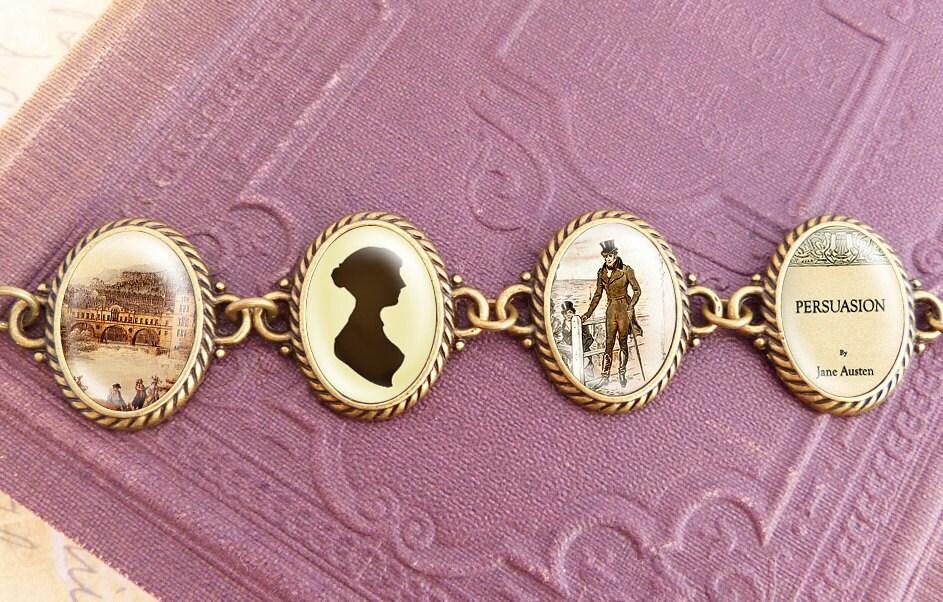 Jane Austens 'Persuasion' - Vintage Bracelet - wiccanstyle