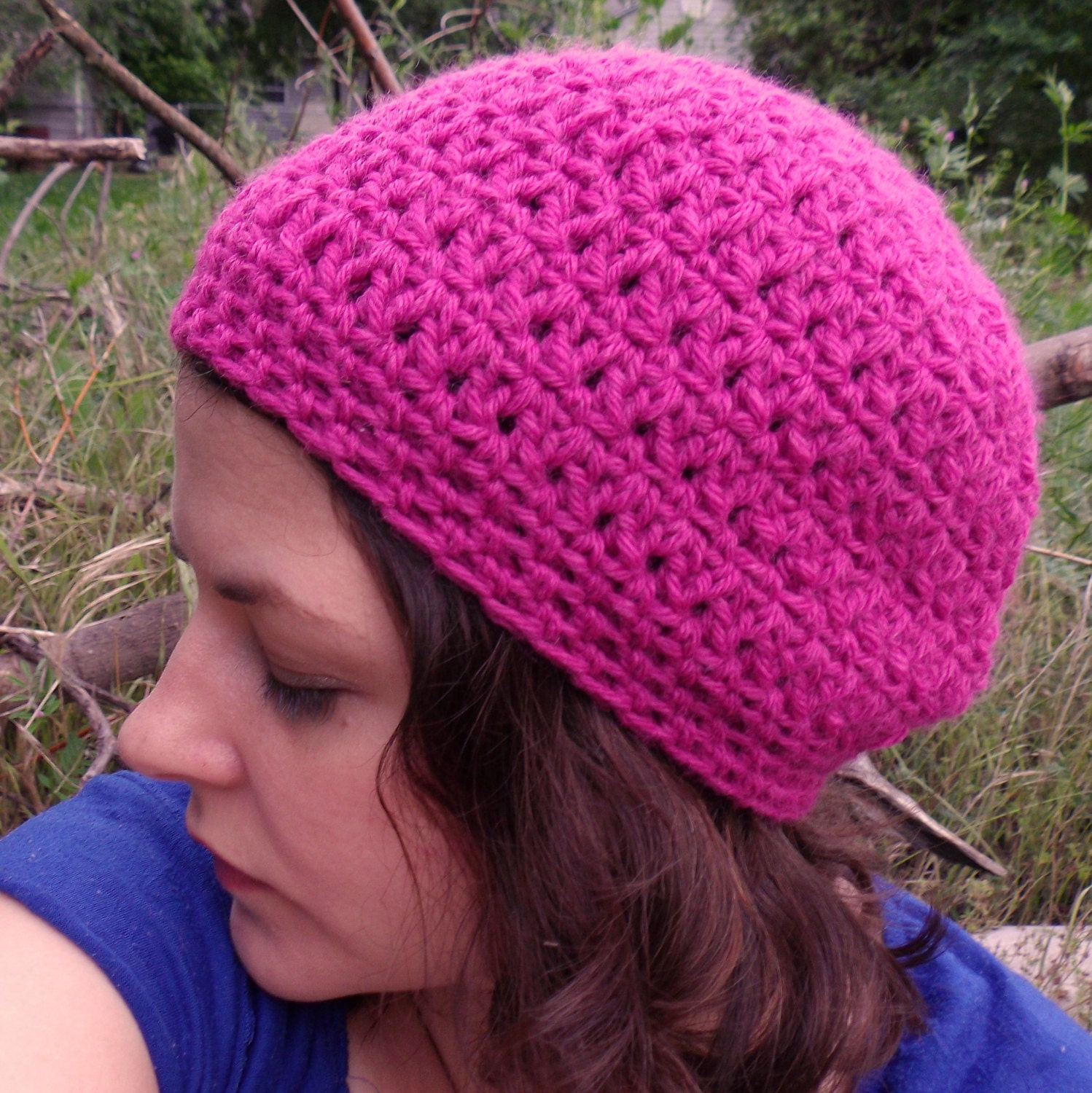 FLOPPY BERET CROCHET PATTERN | CROCHET PATTERNS