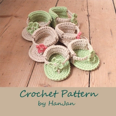 Instant Download PDF Crochet Pattern: Baby Flip by ...