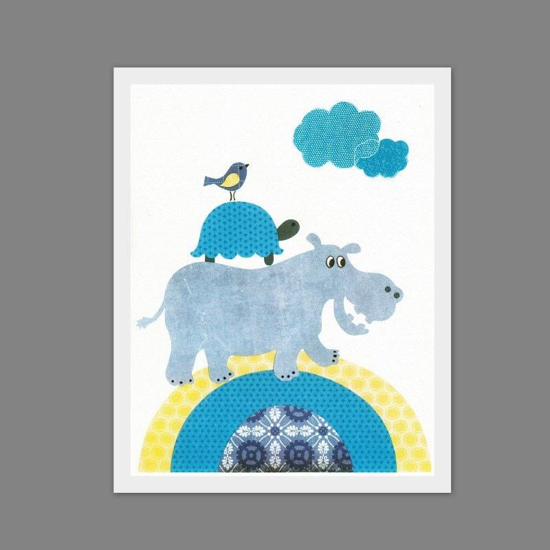 Childrens prints for bedroom