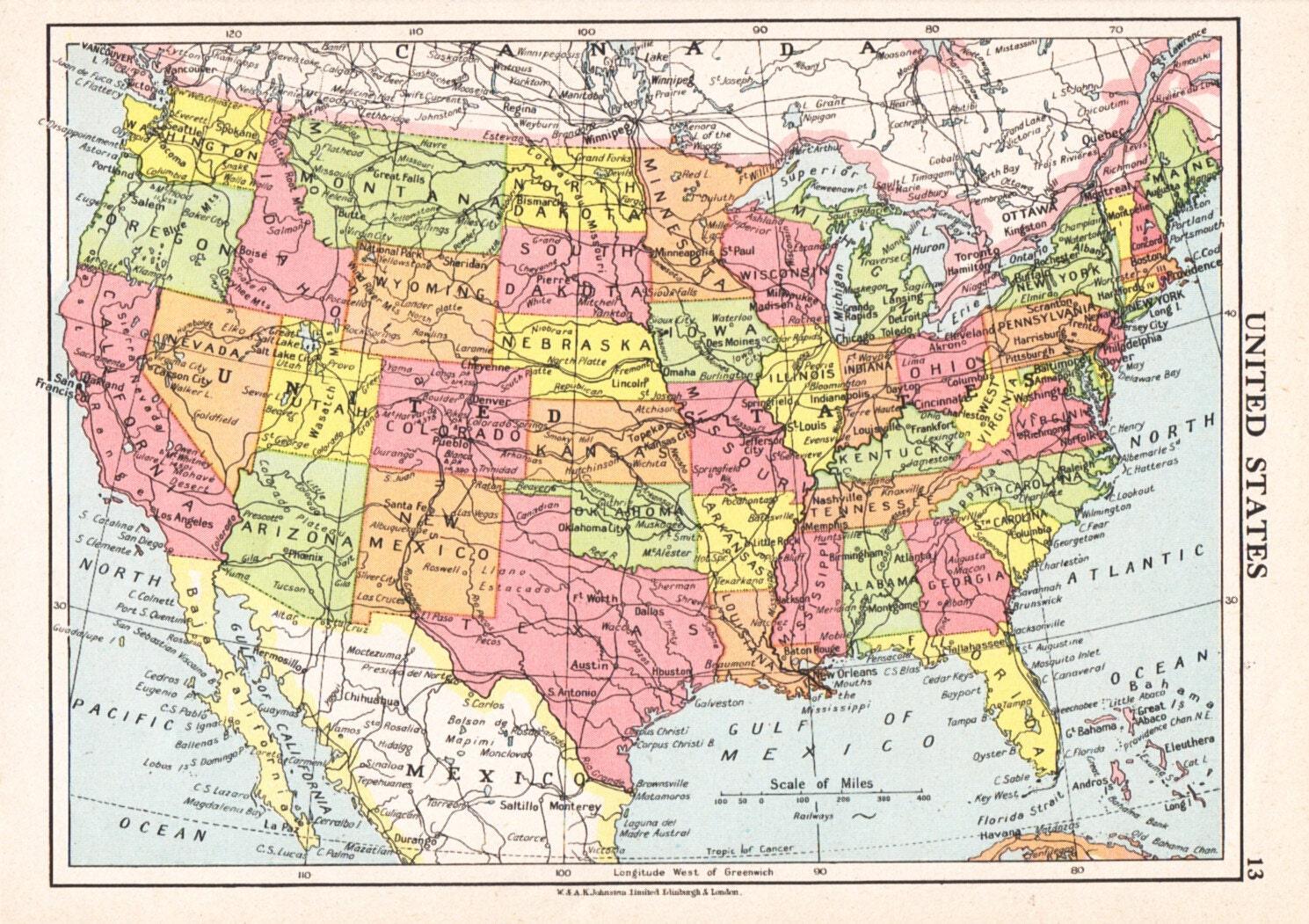 Travel Map Of Usa My Blog Vibu United States: Us Maps Travel At Usa Maps