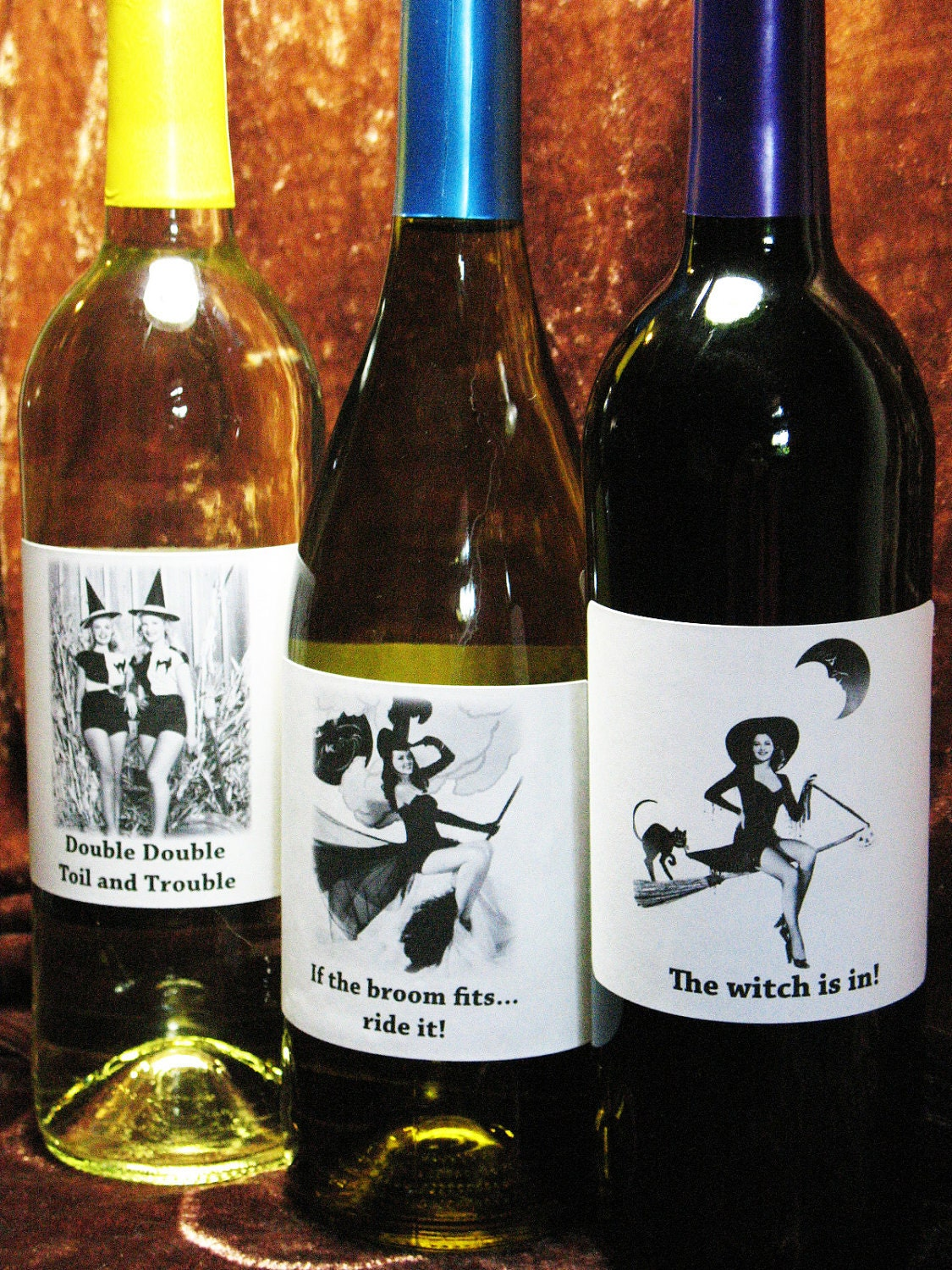 Witches brew... | Wine not!? | Pinterest