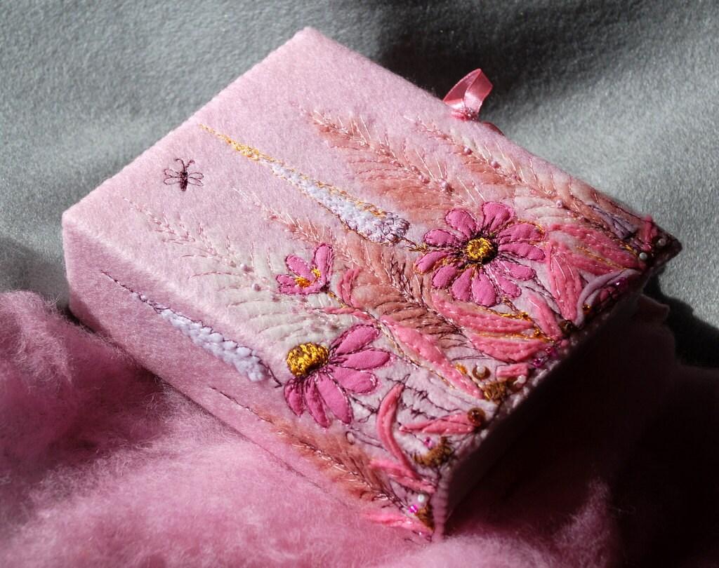 Розовая мечта фотоальбом на 100 фотографий