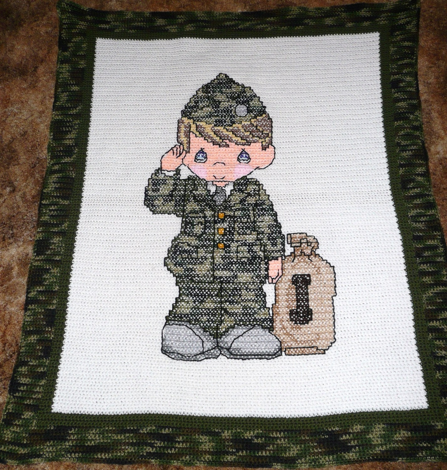 precious moments coloring pages military - photo#32