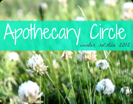 apothecary circle -certificate in home apothecary