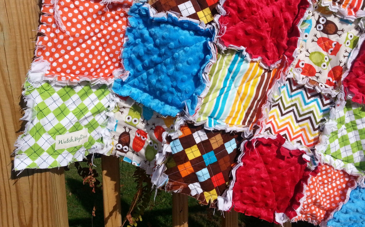 How to Make a Crib - Size Baby Quilt | eHow