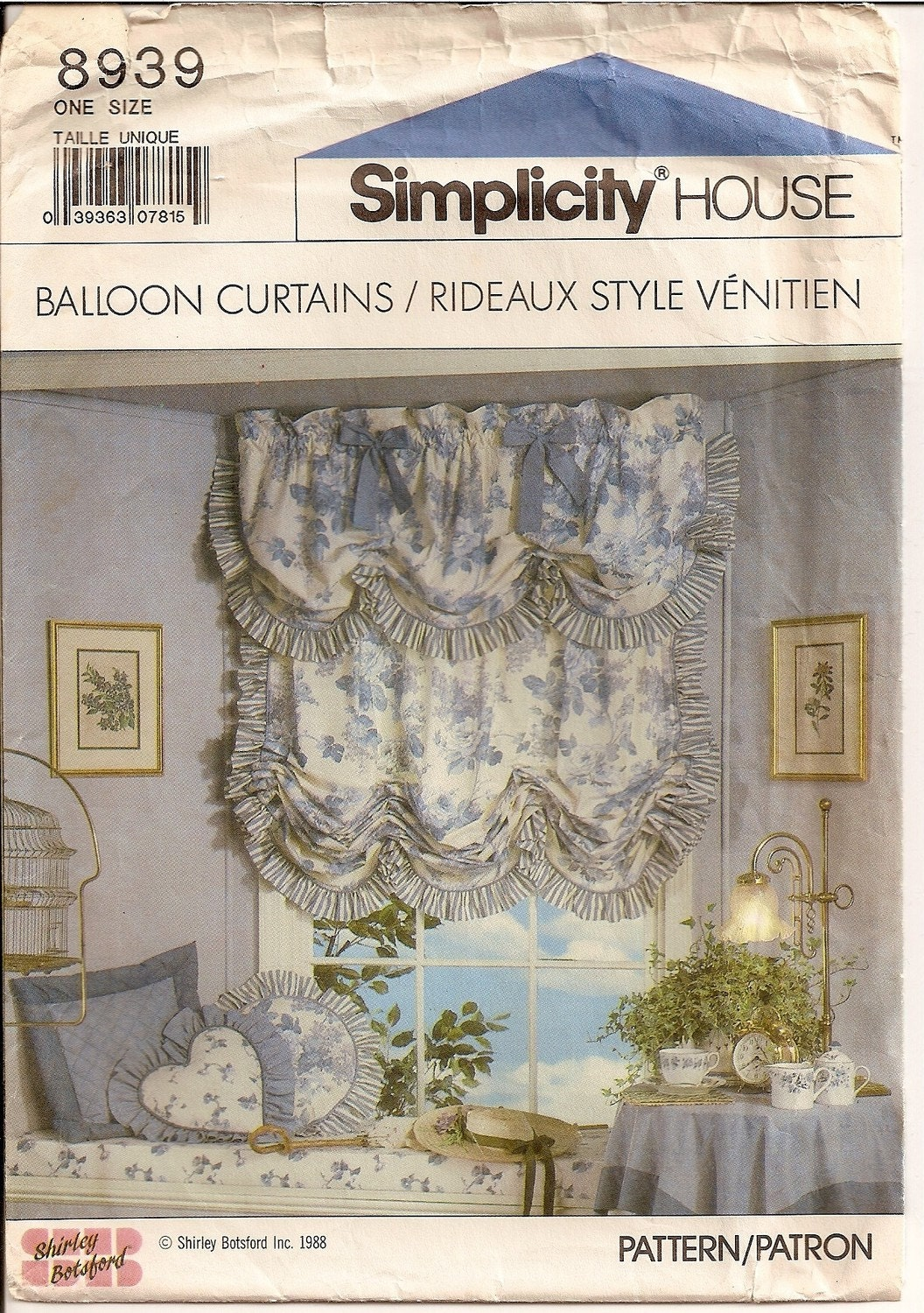 Balloon Curtains Shades And Valances Home Decor By Patternworld