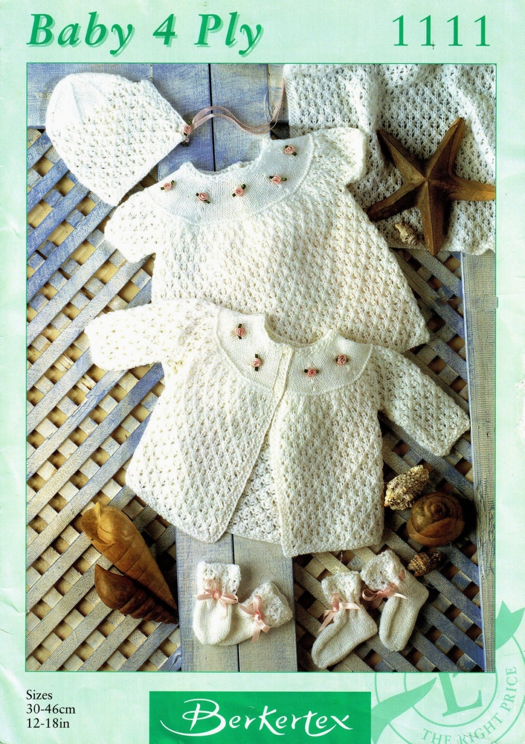 4 PLY BABY KNITTING PATTERN FREE   KNITTING PATTERN