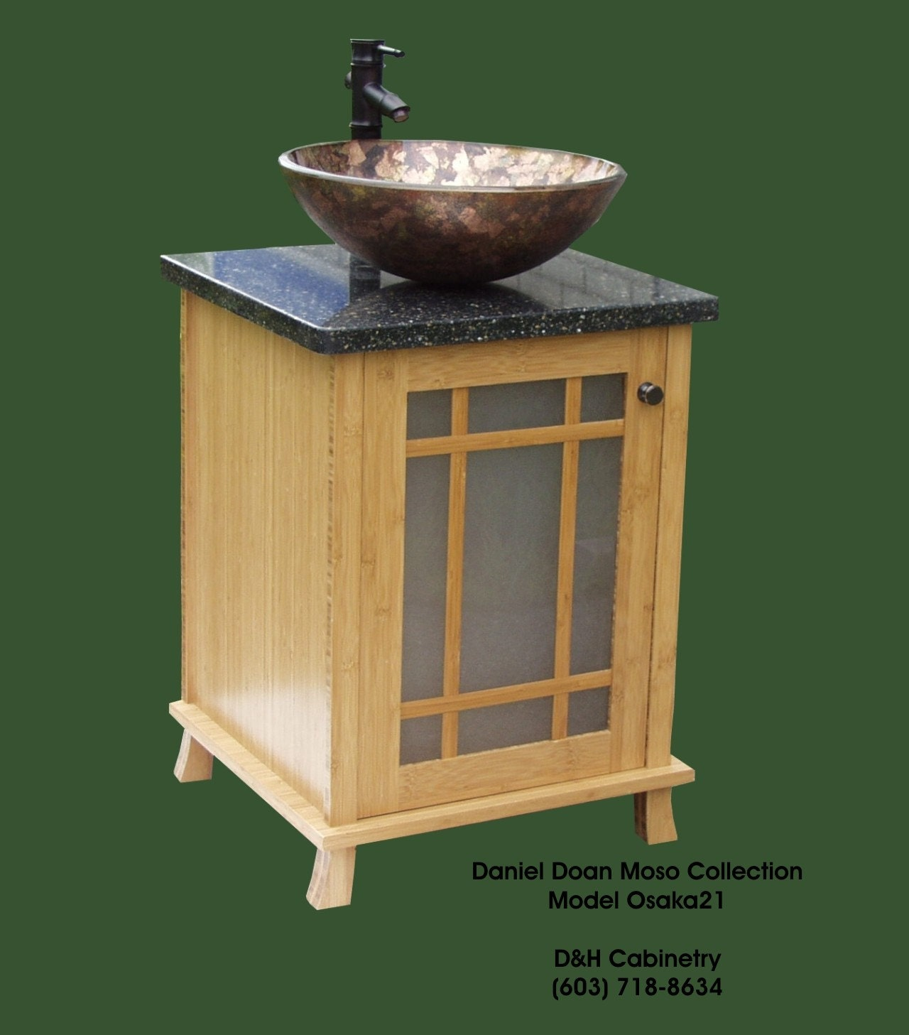 21 Modern Bamboo Bathroom Vanity 3 4 Solid By Dandhcabinetry