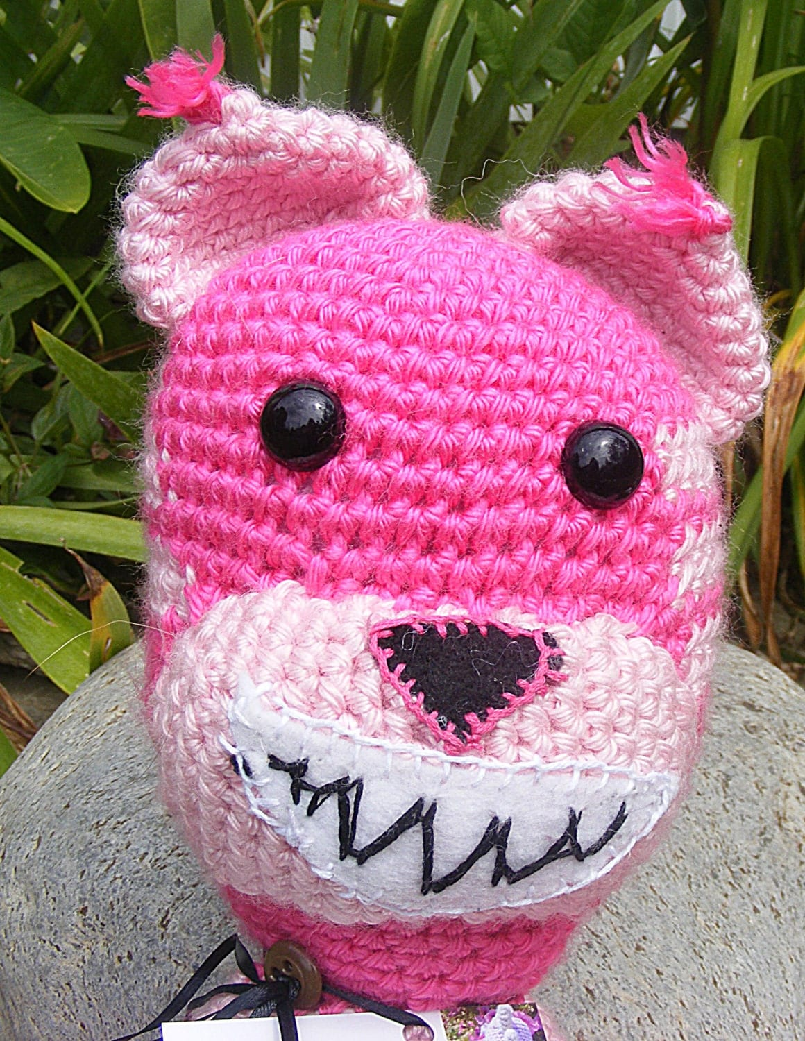 Cheshire Cat Amigurumi Crochet Pattern Free : CHESHIRE CAT AMIGURUMI CROCHET PATTERN FREE CROCHET PATTERNS