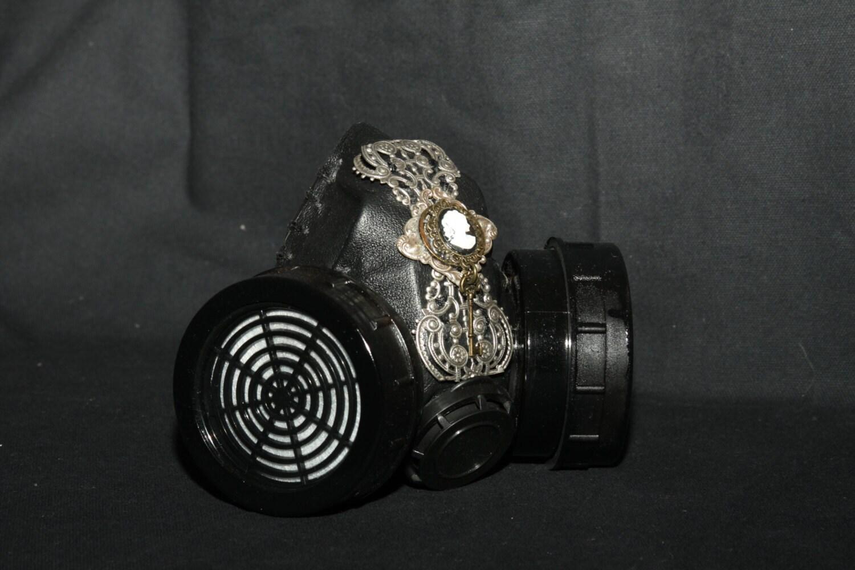 Dark Steamy Mahtava Mask - Sector9Industrial