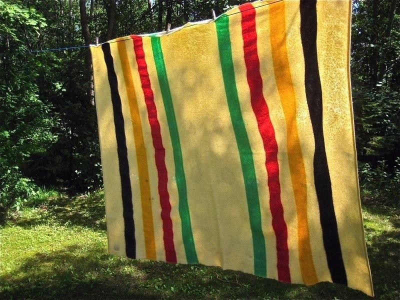 Hudson bay point blanket dating