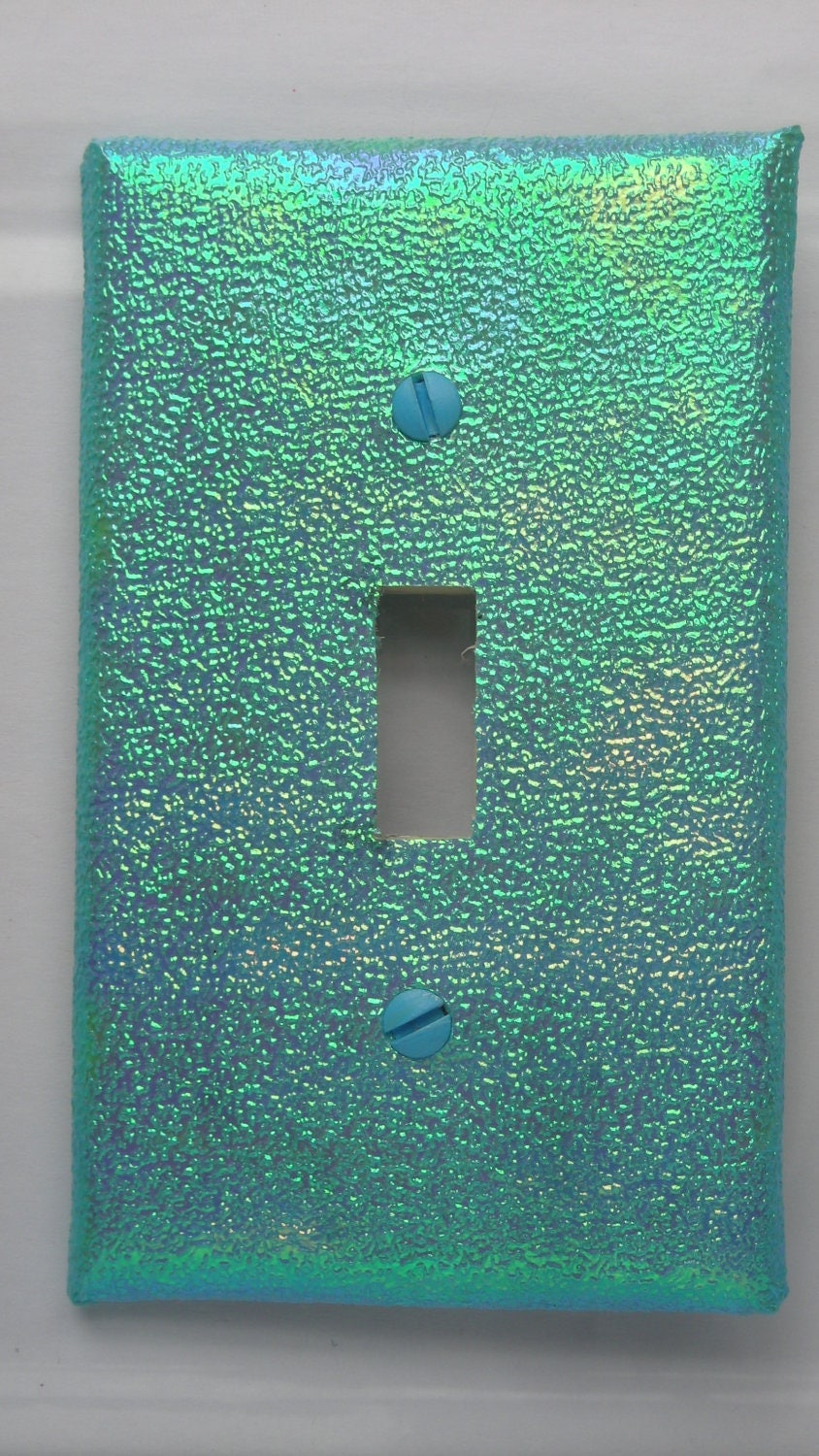 Mermaid Party Decorative Light Switch Cover Single By