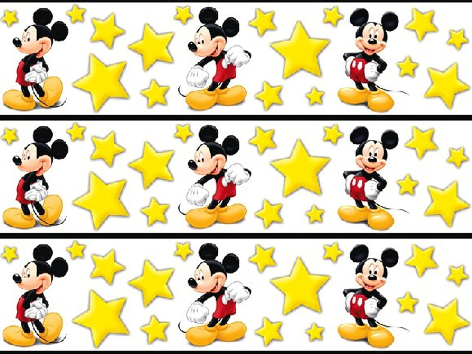 Mickey Mouse Head Border Mickey mouse border paper