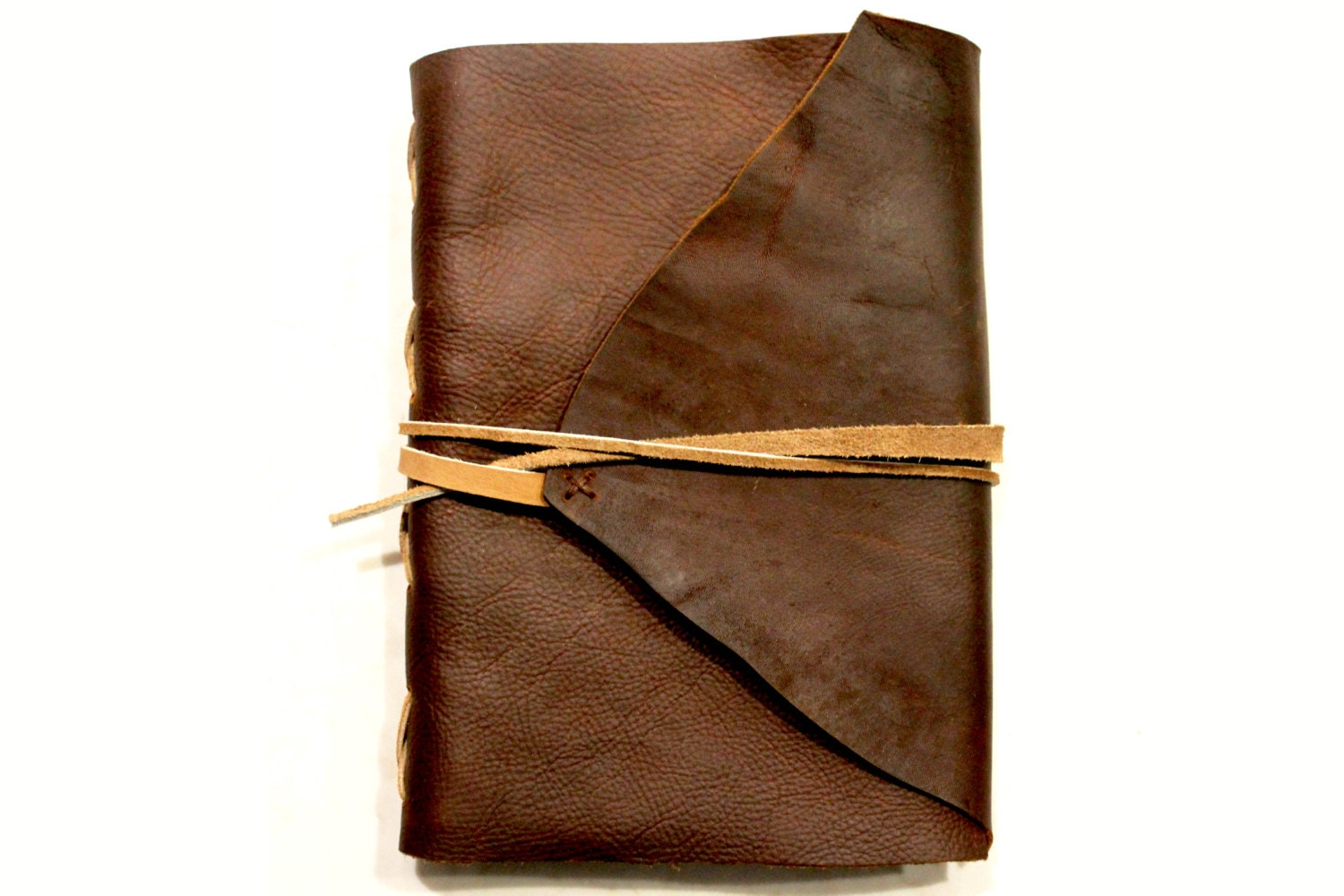 Peyton Street Pens - Vintage Restored and New Old Stock Handcrafted leather photo album