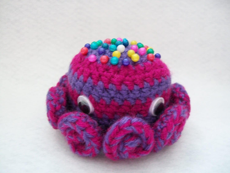 Amigurumi Patroon Octopus : Octopus Pattern Amigurumi Crochet pattern by ...