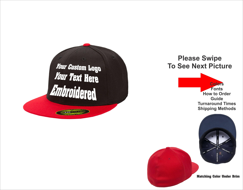 Custom Hats amp Caps Design your Custom Baseball Hat