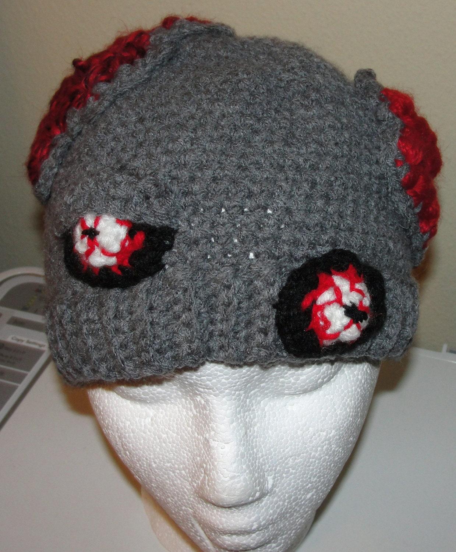 Crochet Zombie Hat : Zombie Beanie Hat Related Keywords - Zombie Beanie Hat Long Tail ...