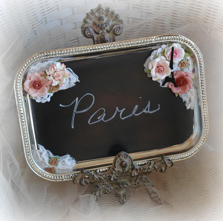доске, потертый шик, потертый шик декор, свадебная свадебный, Париж, французский